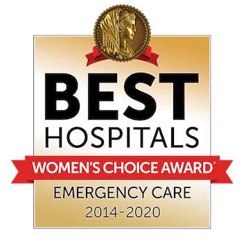 Best Hospitals Women's choice award